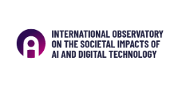 International observatory on the societal impacts of AI and digital technology